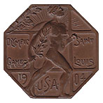 1904 Olympic Participation Medal