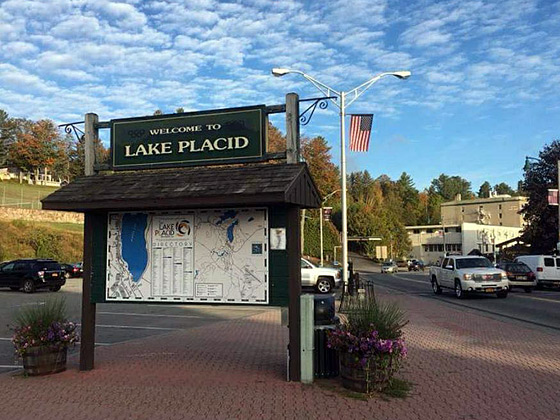 Welcome to Lake Placid