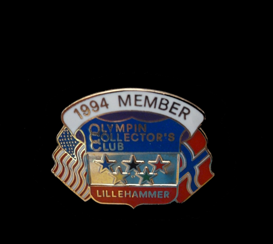 1994 Gold copy of silver 1984 Member Badge (100)